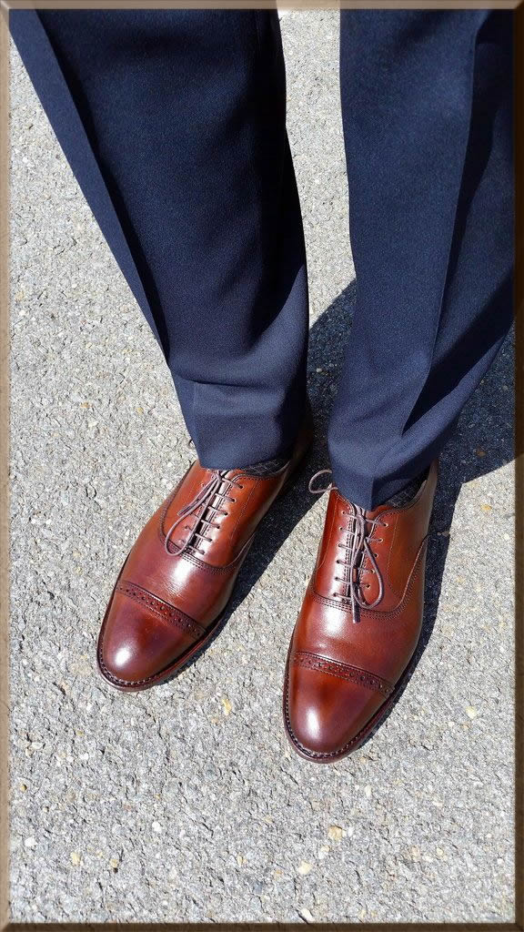 latest male business wear oxford shoes