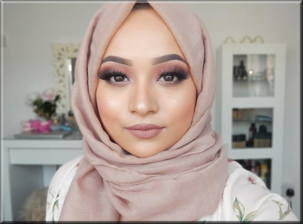 perfact eid makeup look