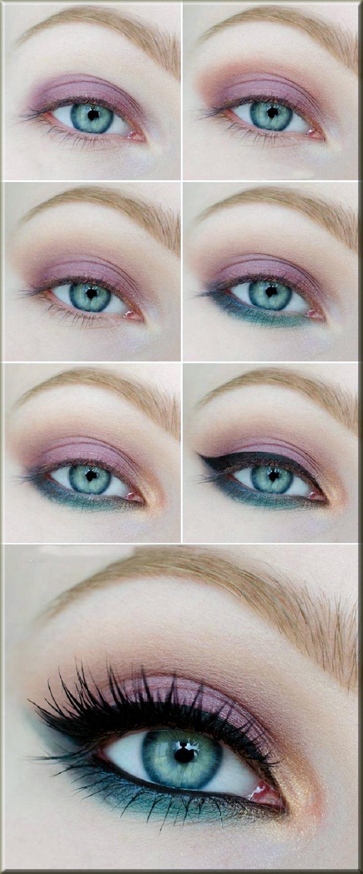 stunning Eid eye Makeup Ideas Step By Step