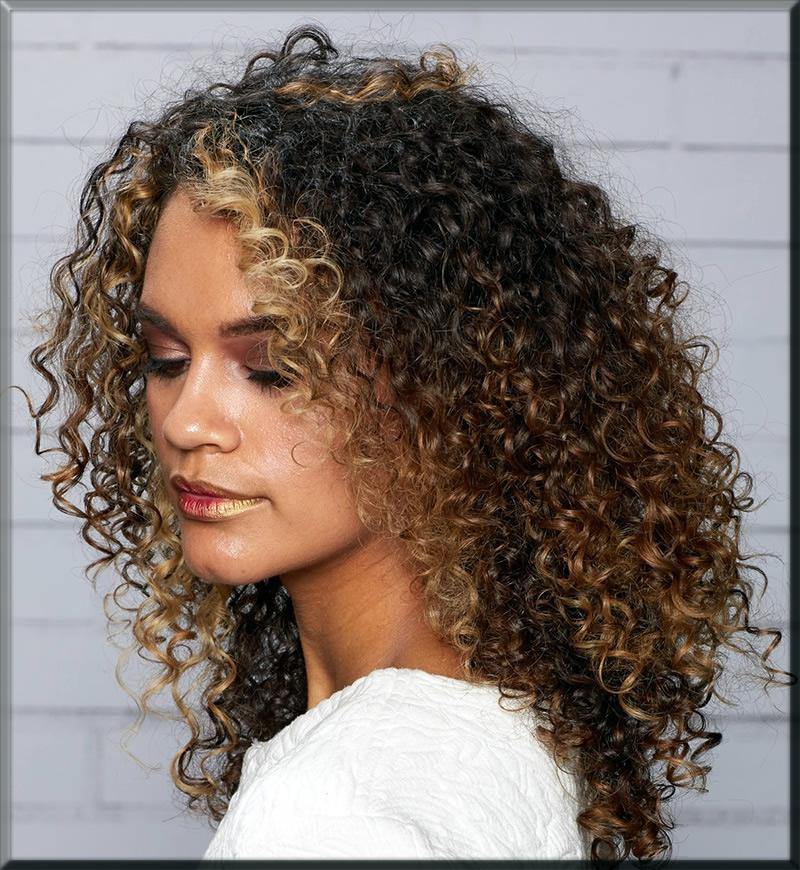 stunning Spiral Curls hairstyles