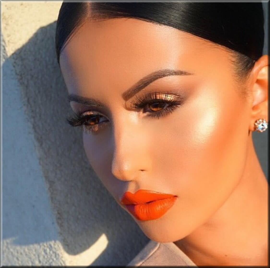 stunning eid makeup lookstunning eid makeup look
