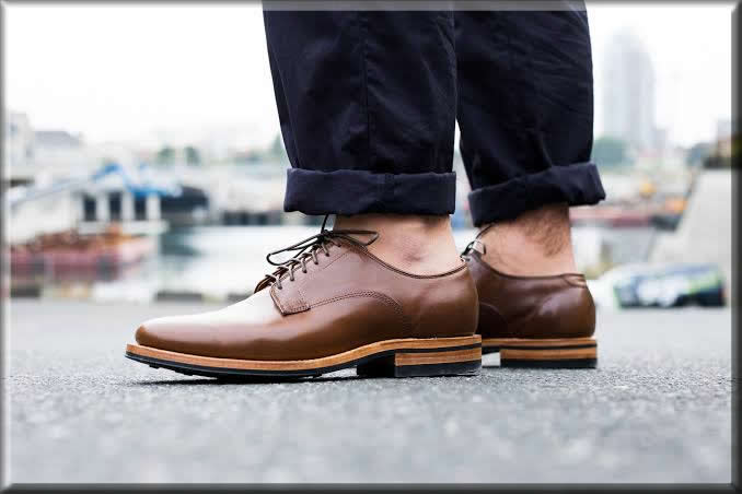 the trendy Business Casual shoes for men
