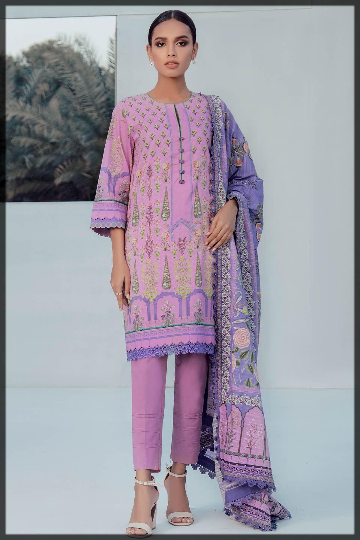 Alkaram Studio Summer Collection with dooria lawn dupatta