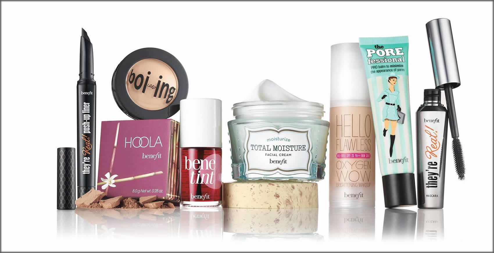Benefit Cosmetics And Makeup Brand