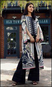 Cotton summer dress for ladies