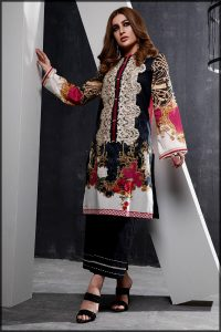Alluring Firdous Summer Collections