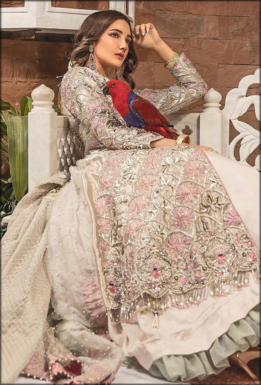 Elegant Zahra Ahmad Bridal Collection