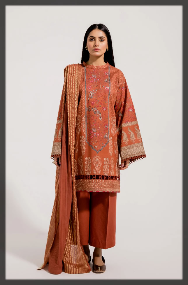 Ethnic By Outfitters Summer Collection for ladies