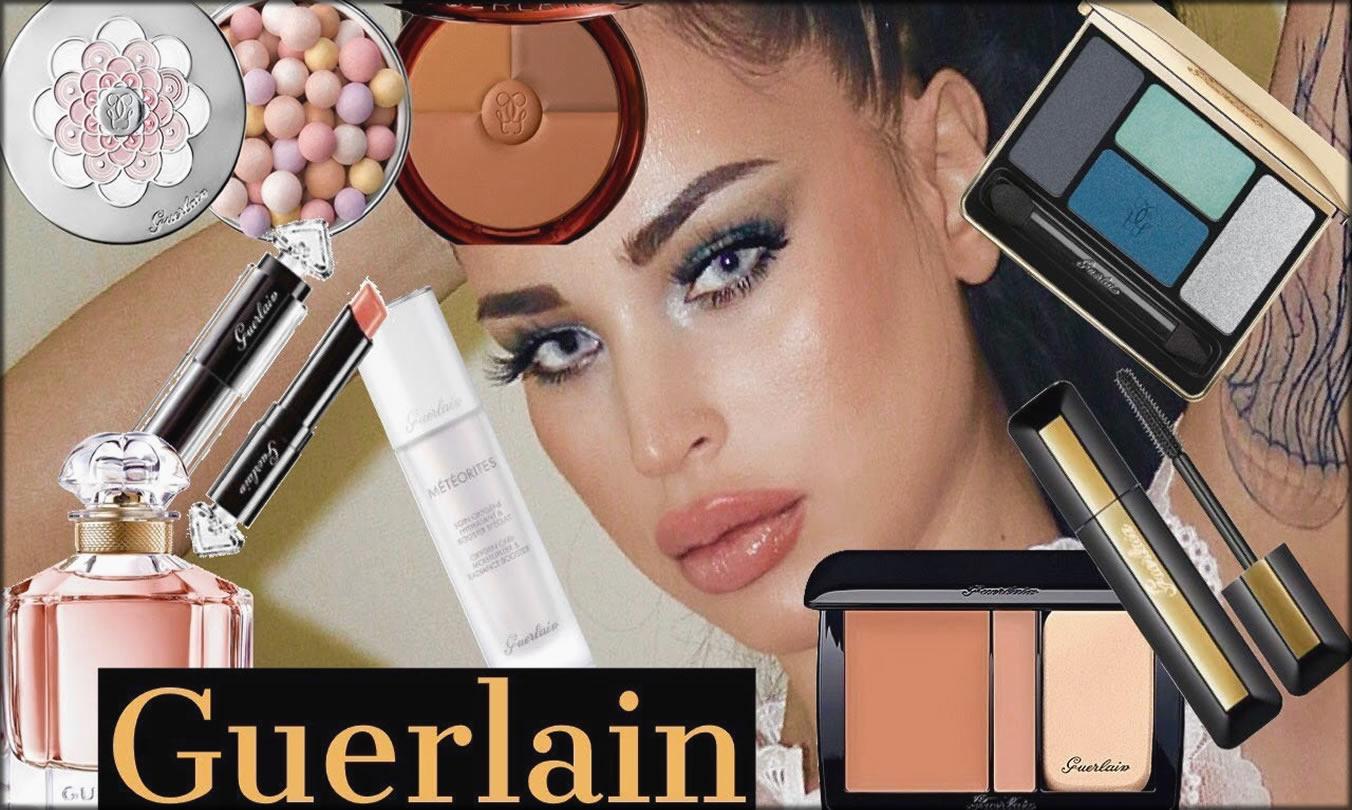 Guerlain Top Make Up Brand For Women