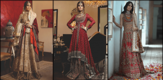 HSY Bridal Collection 2021 - Wedding Dresses for Brides in Pakistan