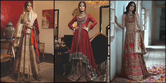 HSY Bridal Dresses Collection 2020