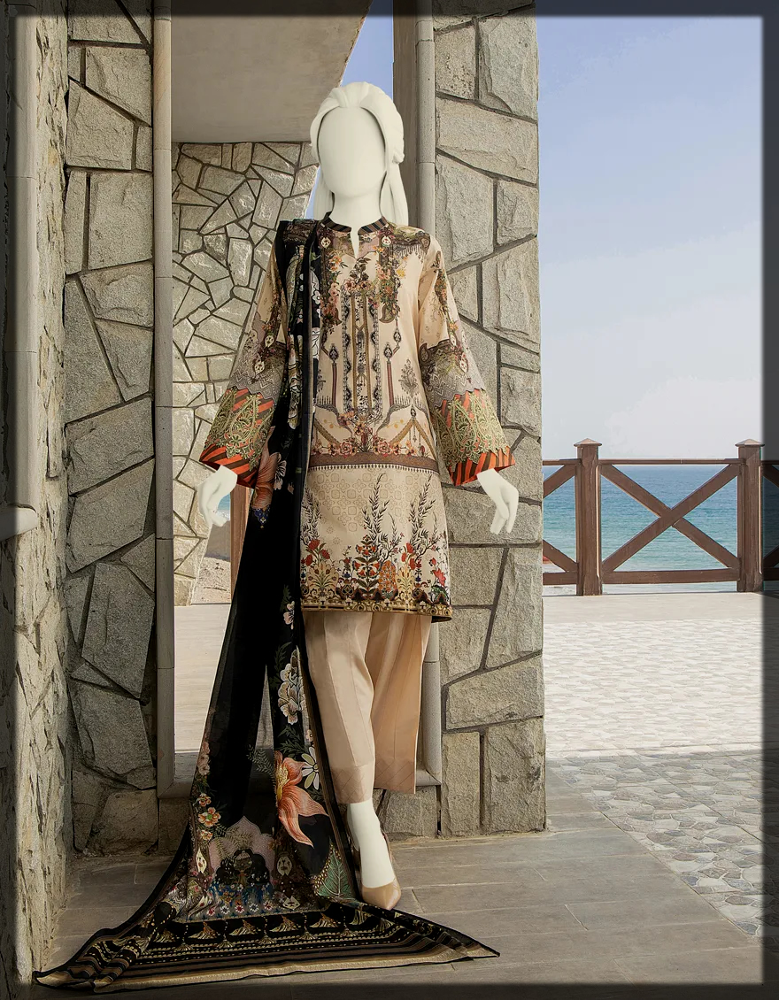 Junaid Jamshed Summer Collection for women