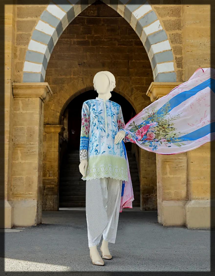 Junaid Jamshed Summer Collection
