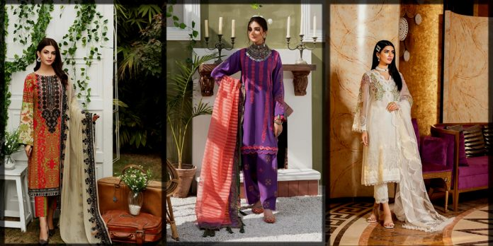 Latest and Beautiful Charizma Summer Collection for Women