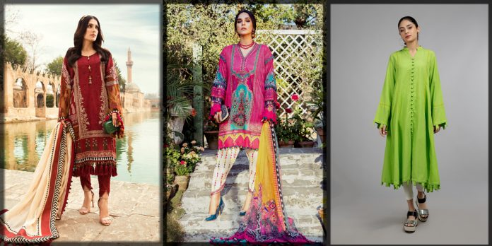 Latest and Beautiful Maria B Summer Collection for Women