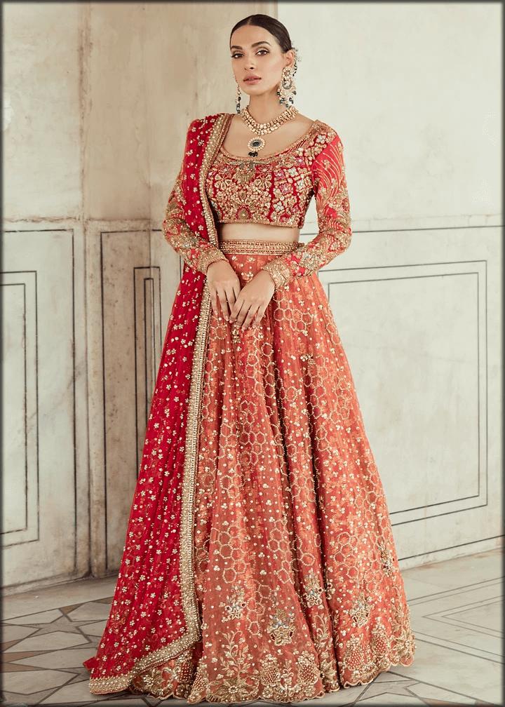 Tena Durrani Bridal Collection