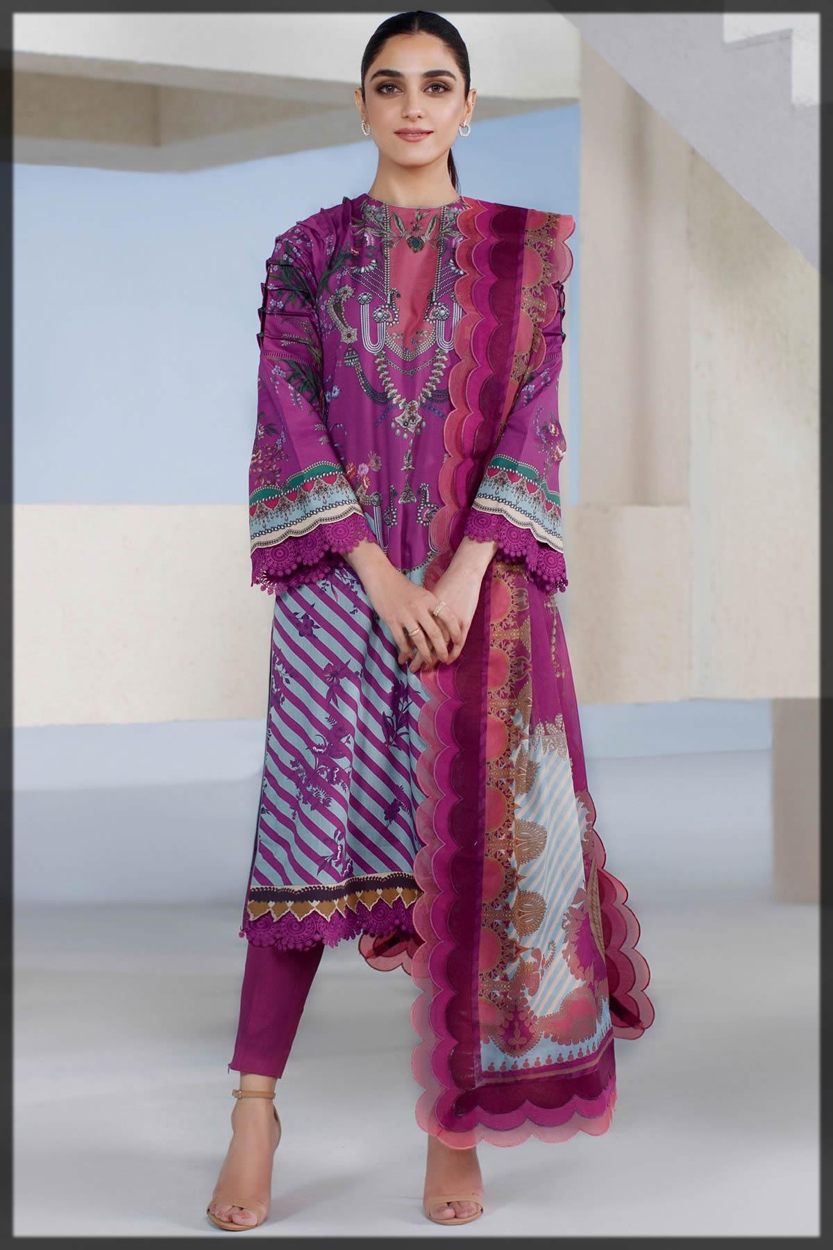 alkaram studio summer dress