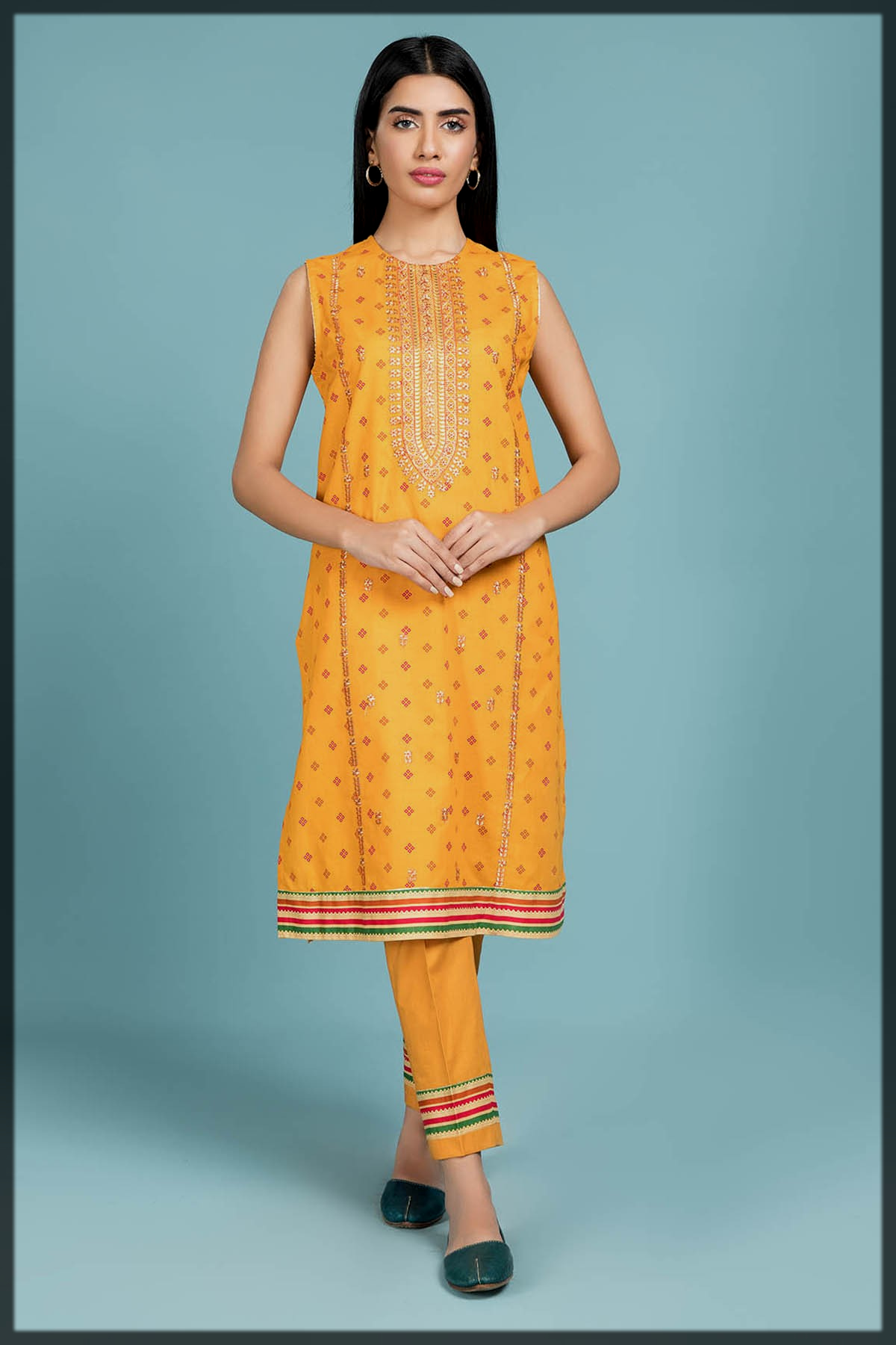 chic stylish kurta