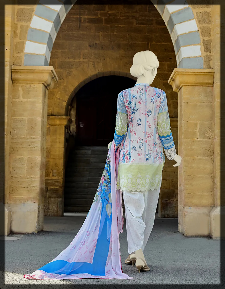 chic Junaid Jamshed Summer Collection