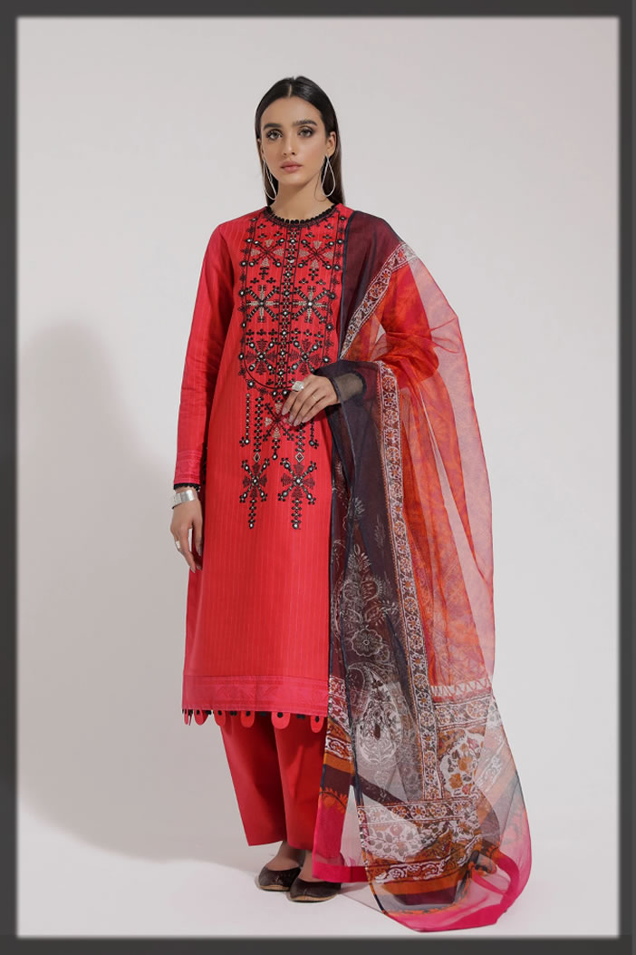 classy ethnic by outfitters summer collection