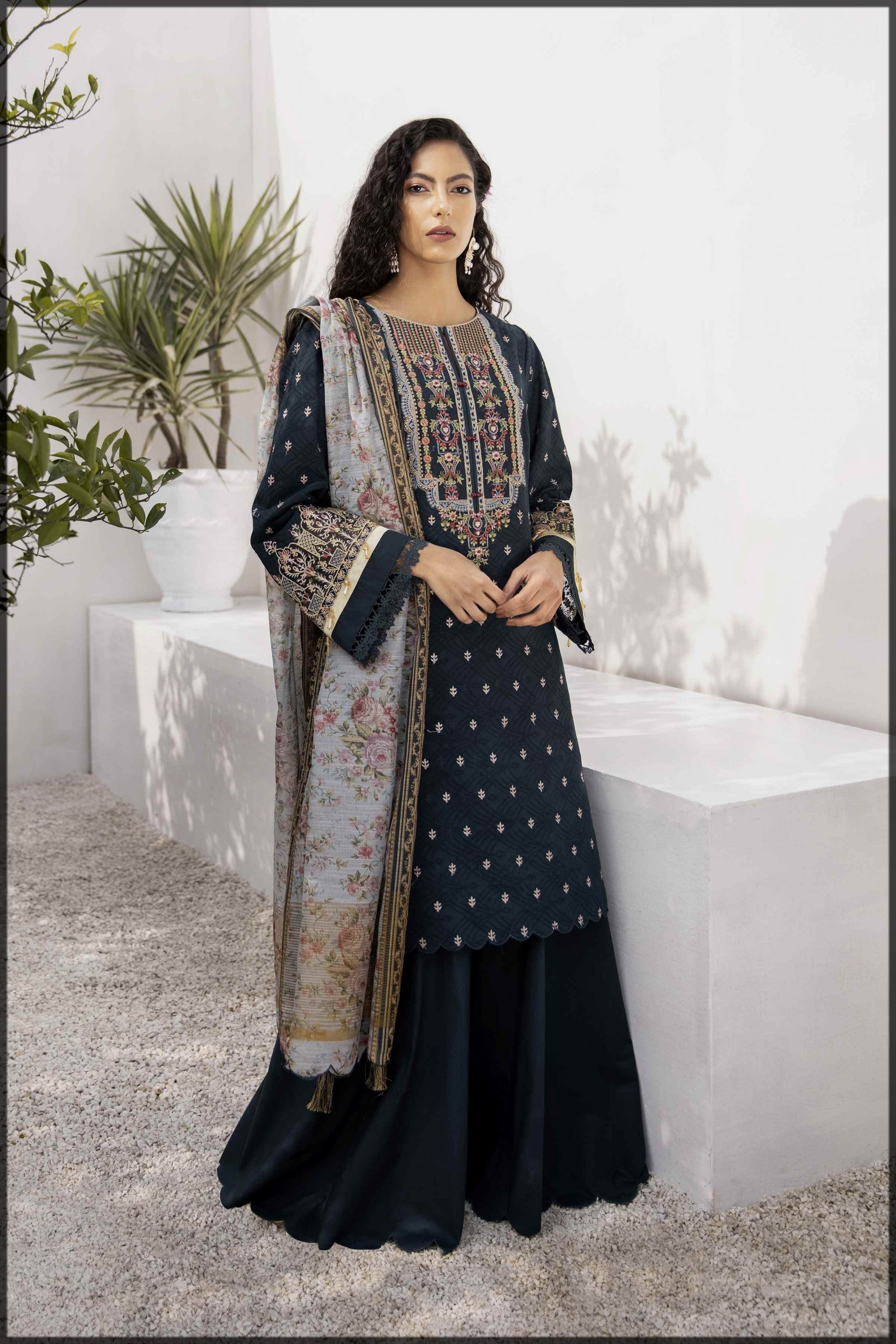 classy sapphire summer lawn collection