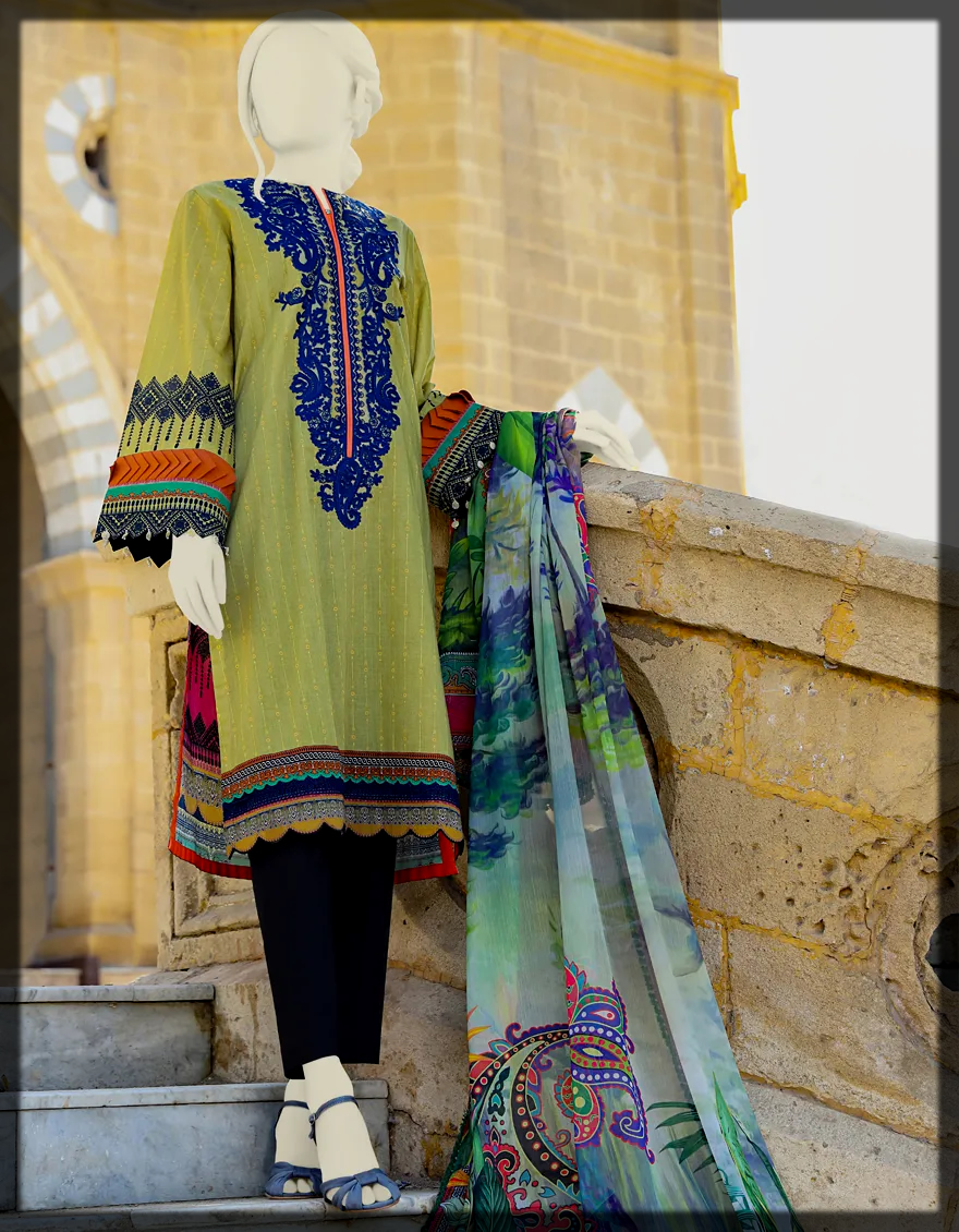 dazzling Junaid Jamshed Summer Collection for women