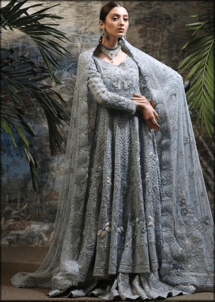 classy Tena Durrani Bridal Collection