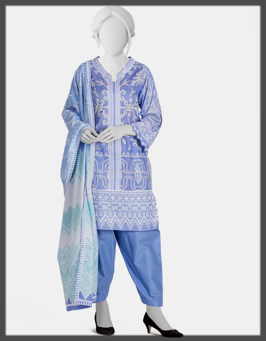 impressive Junaid Jamshed Summer Collection