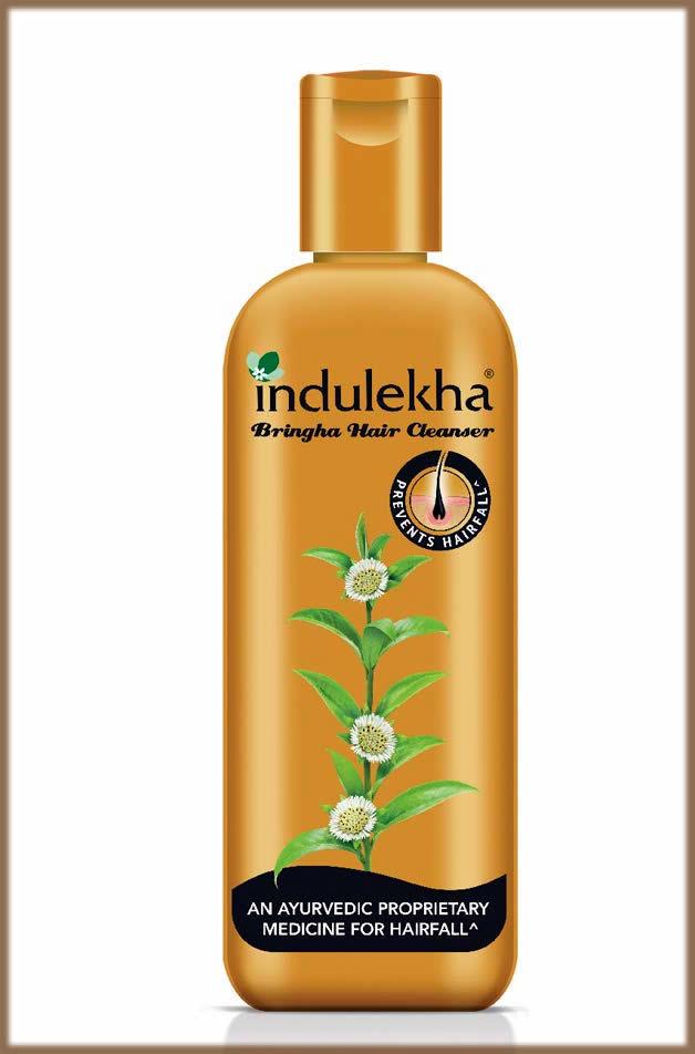 indulekha hair shampoo