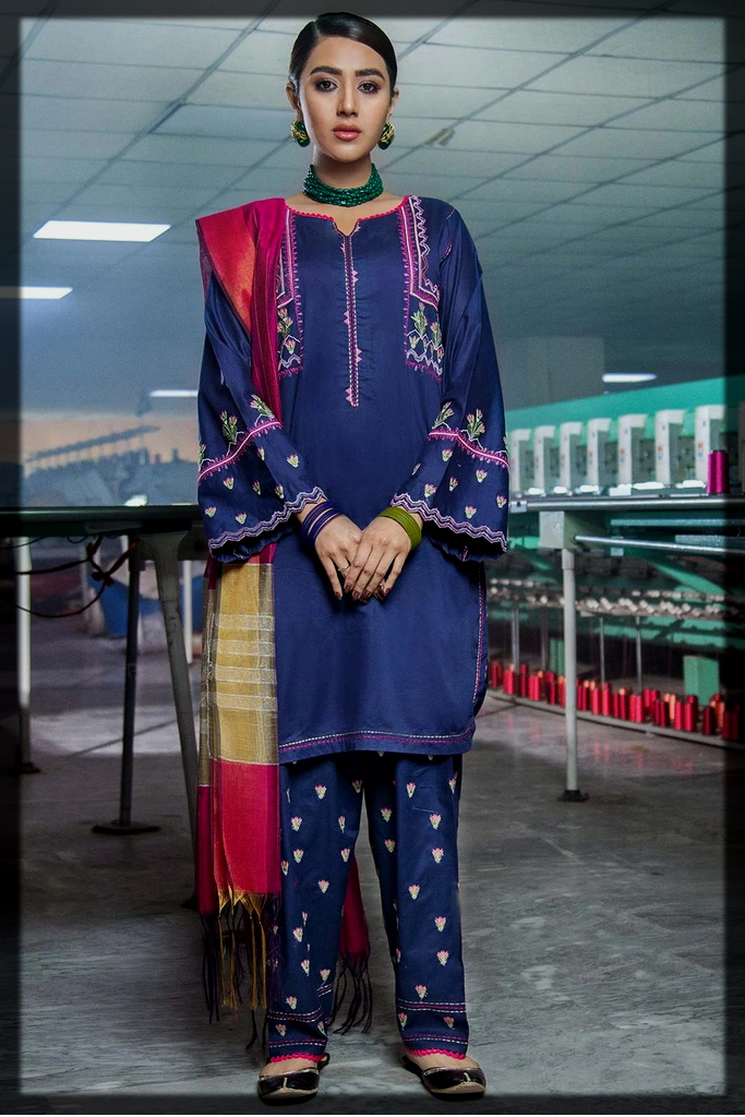 latest Charizma Summer Collection for women