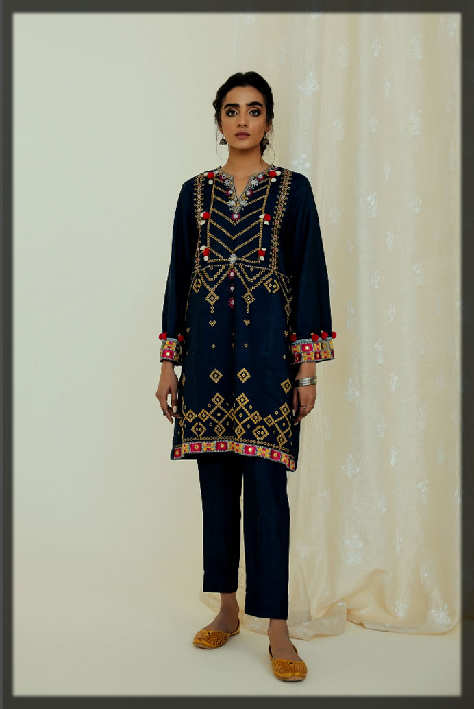 latest bano collection by ethnic