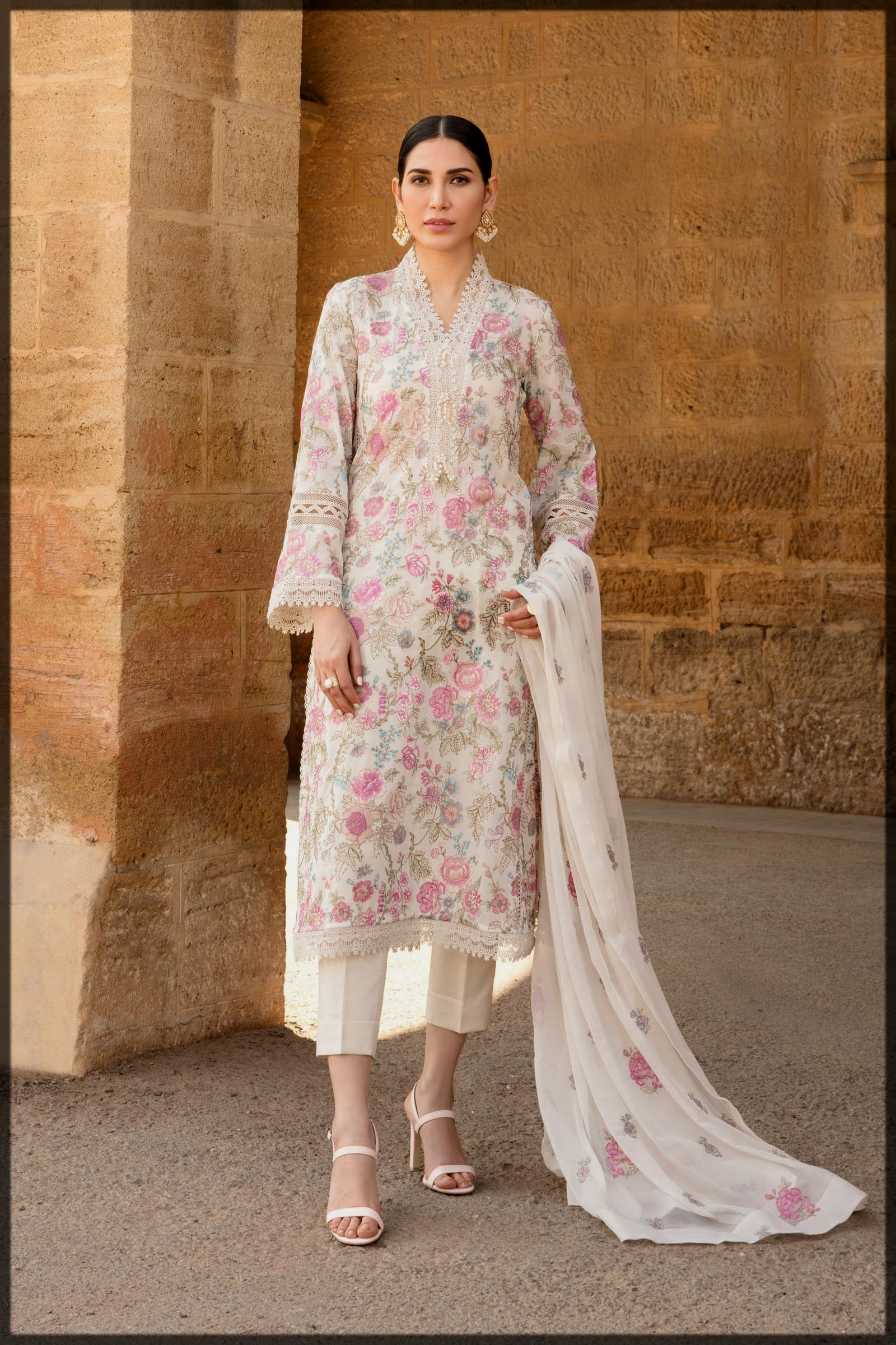 latest bareeze summer collection for youngest