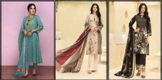 Nishat Linen Spring Summer Collection 2021 - New Arrivals with Prices