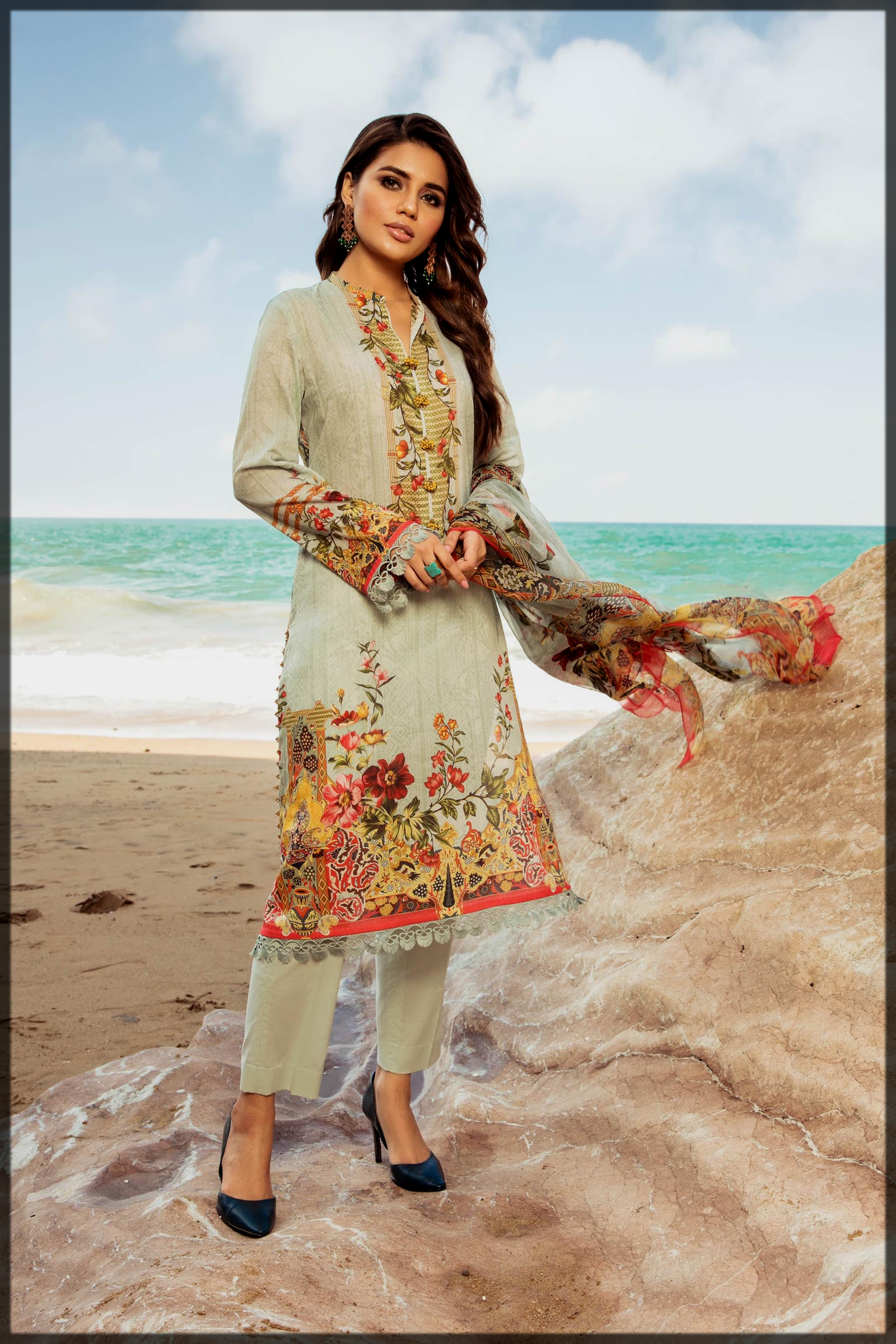 latest summer spring collection for women