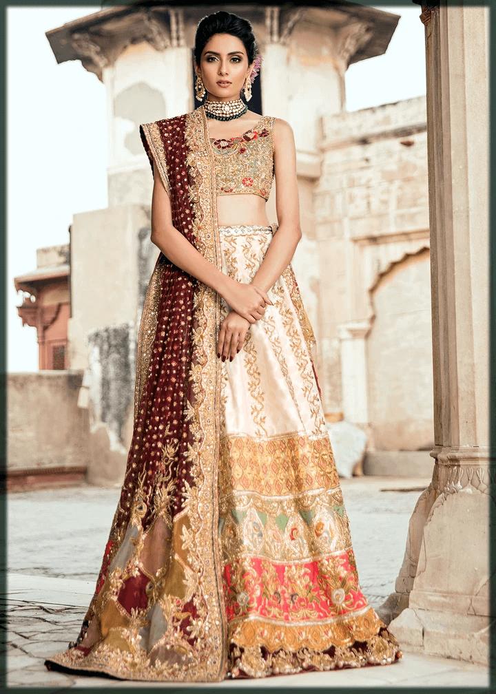 latest Tena Durrani Bridal Collection
