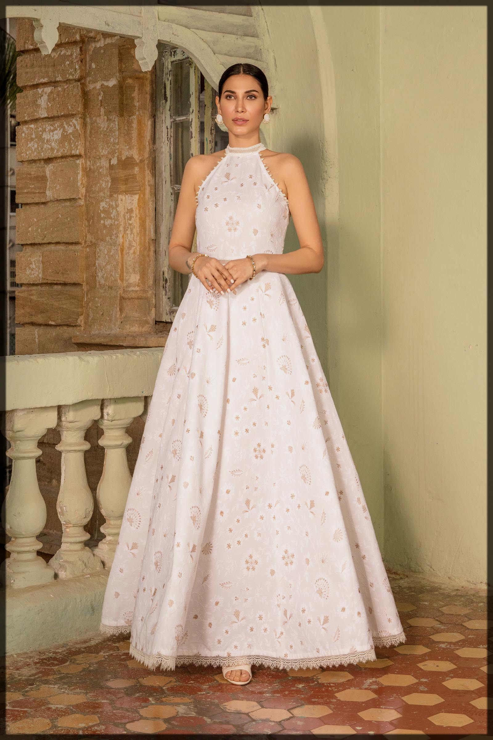 luxury bareeze summer collection