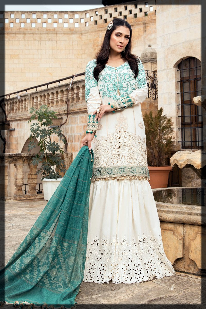 maria b luxury lawn collection