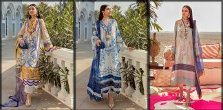 Sana Safinaz Summer Lawn Collection 2021 - New Arrivals with Prices