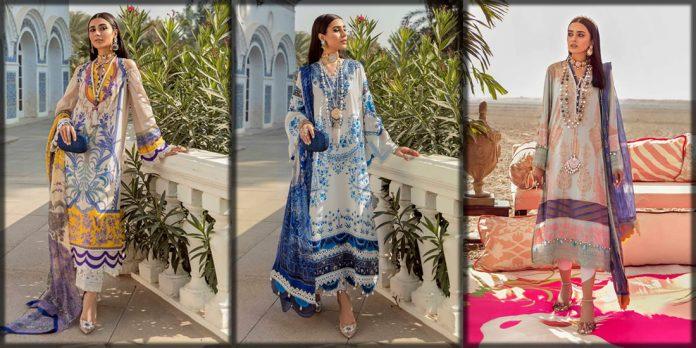sana safinaz summer collection for women