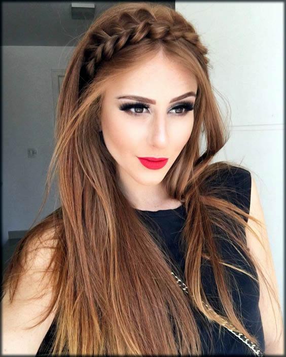 simple nd easy eid hairstyles