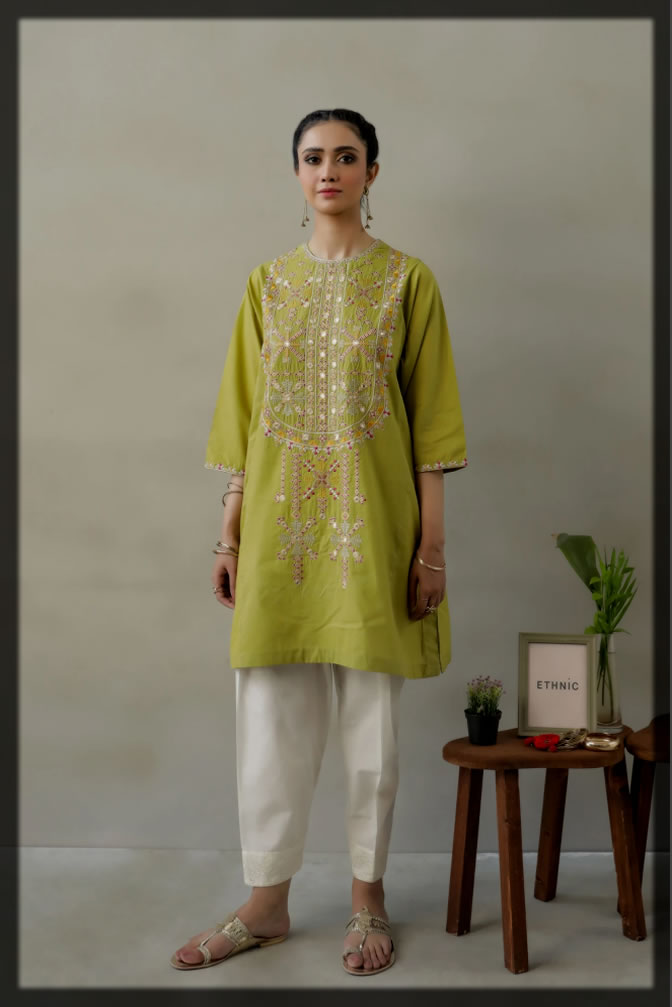stunning ethnic by outfitters summer collection