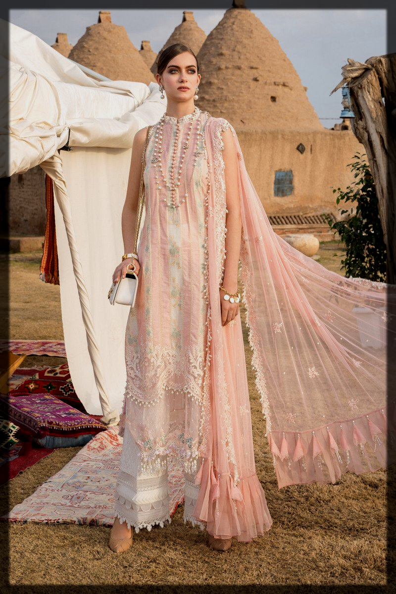 stunning maria b luxury lawn collection