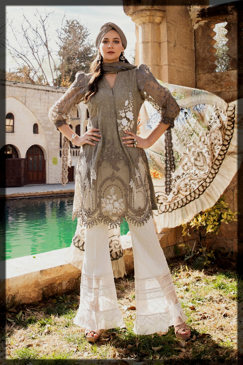 stunning maria b summer lawn collection