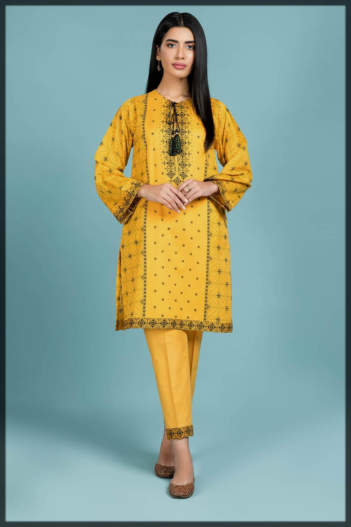 stunning yellow summer suit