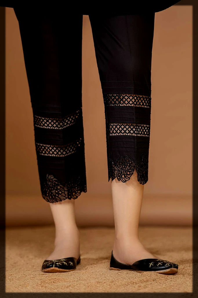 stylish cotton trousers for girls