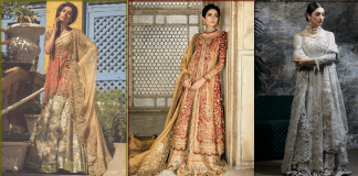 Tena Durrani Bridal Collection 2021 [Wedding Maxi & Lehenga Dresses]
