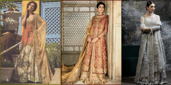 tena durrani bridal collections