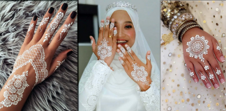 Amazing White Mehndi Designs 2020 Collection For Hands & Feet