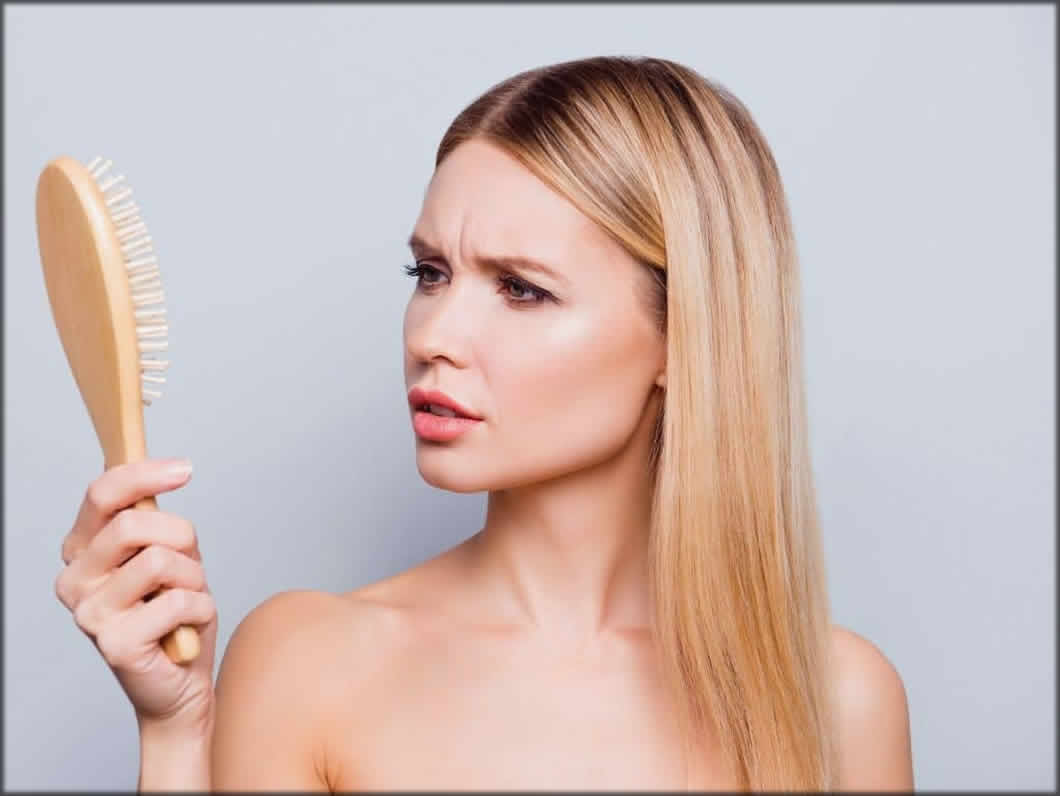 A Big Issue Of Hair Fall Problem