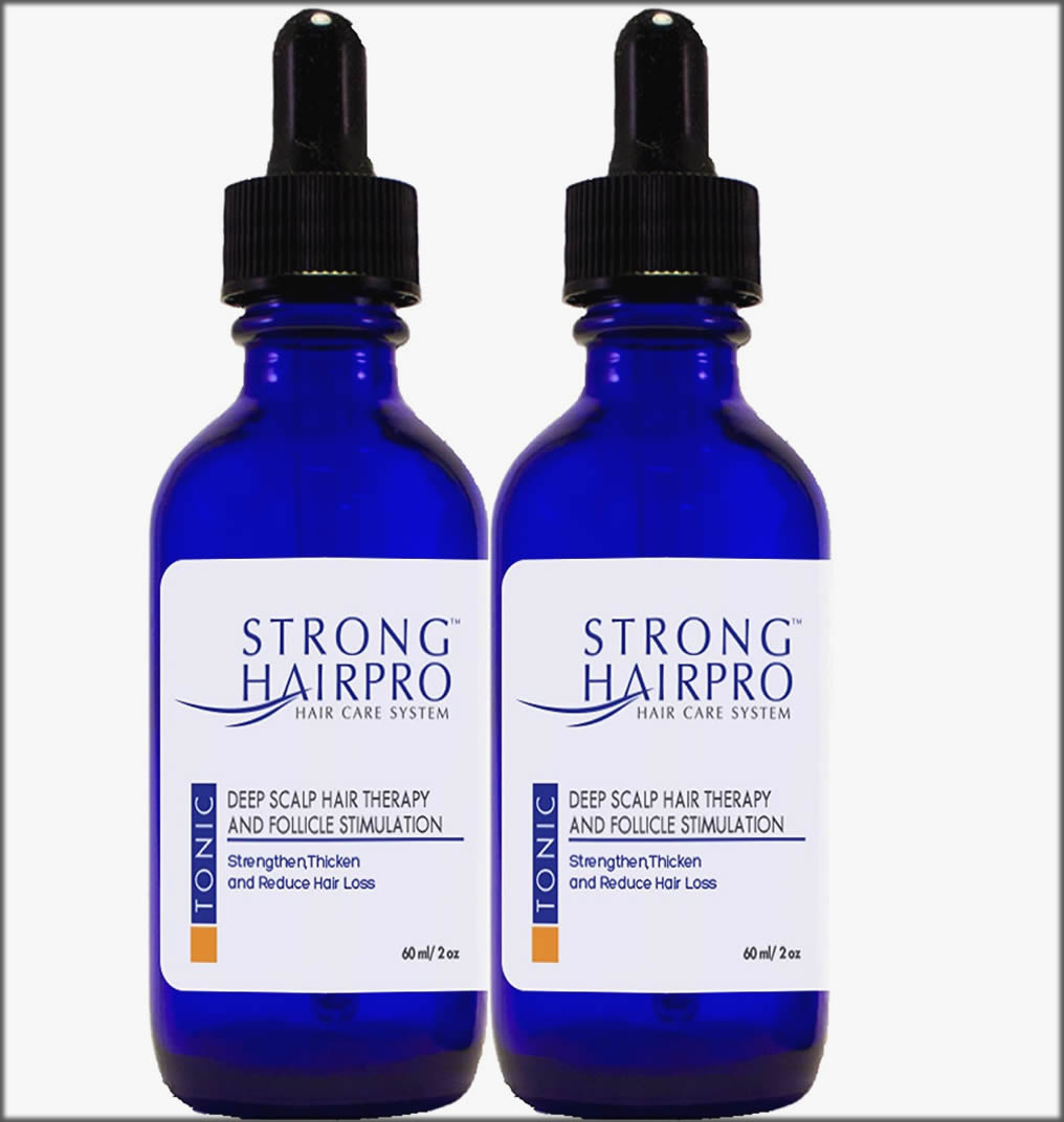 Anti Hair Loss Strong Hairpro Hair Care System